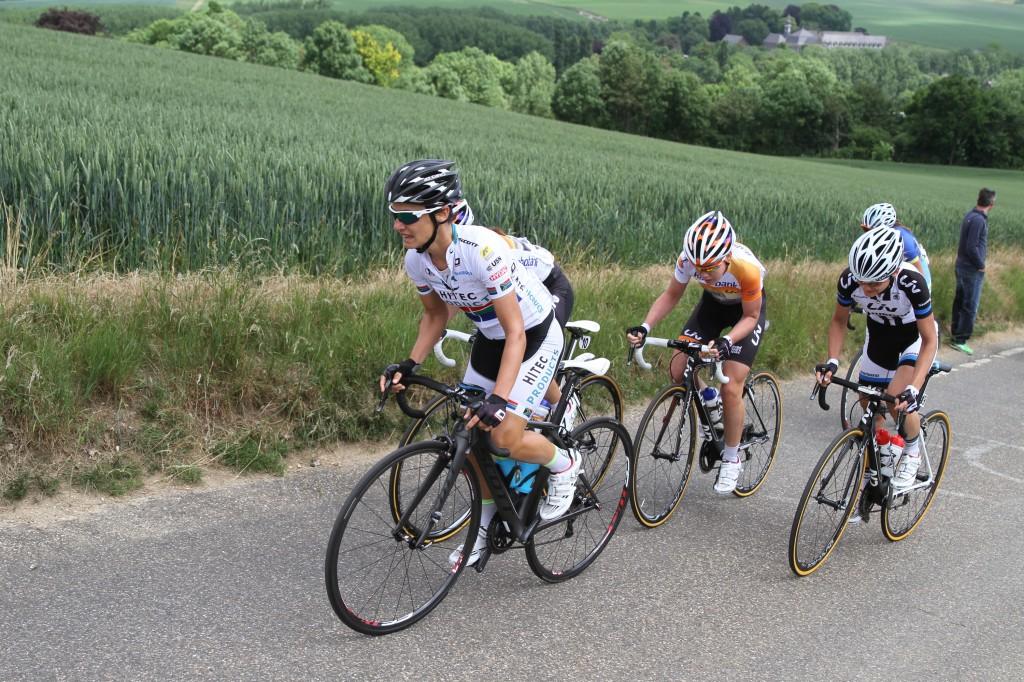 WIELRENNEN, Berg en Terblijt: De Boels Rental Ladies tour