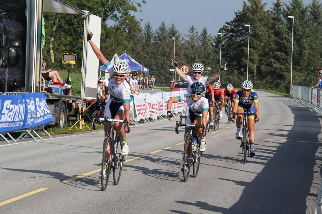 Tone Vinner Jaeren Sykkelfestival