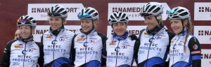 Team presentation - Strade Bianche WWT 2016