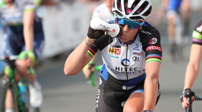 03-09-2016: Wielrennen: Ladies Tour: Tiel  TIEL (NED) wielrennen