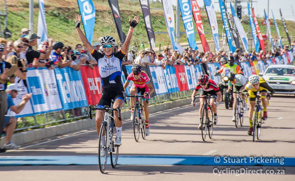 Victory for Charlotte - 947 Cycle Challenge