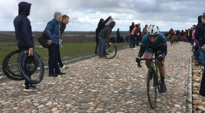 Bad luck in Ronde van Drenthe