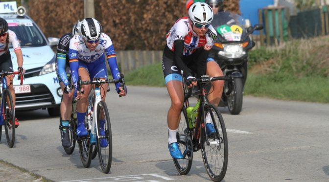 Good race in Tour of Flanders