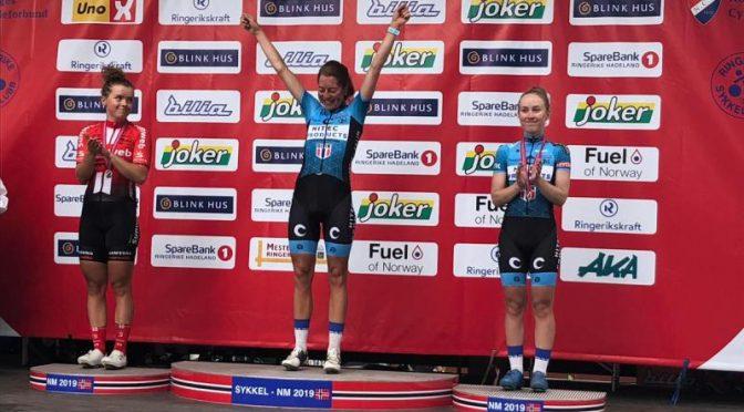Ingrid Lorvik new Norwegian champion