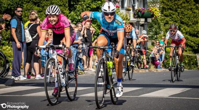 Sprint victory Tagliaferro in Tour de Feminin