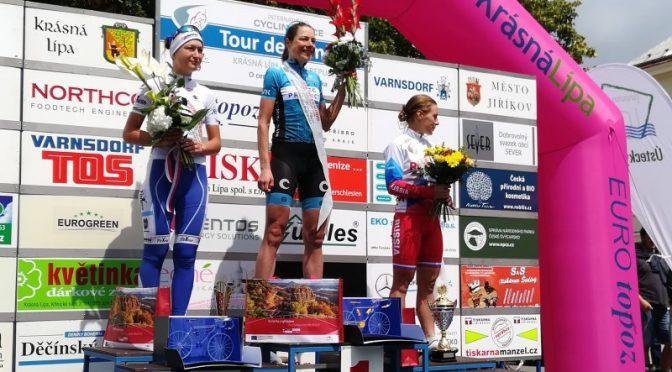 Vita Heine wins Tour de Feminin