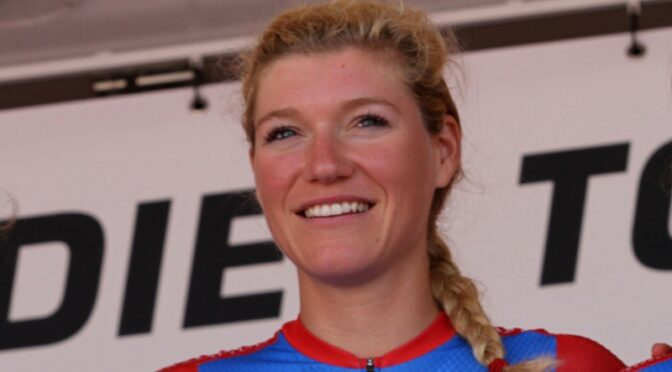Claudia Koster new at Team Hitec Products