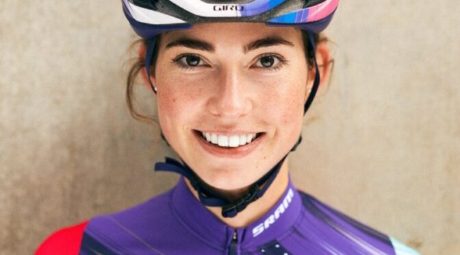 Christa Riffel completes Team Hitec Products