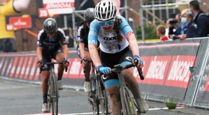 Gaskjenn in front in Belgium race weekend
