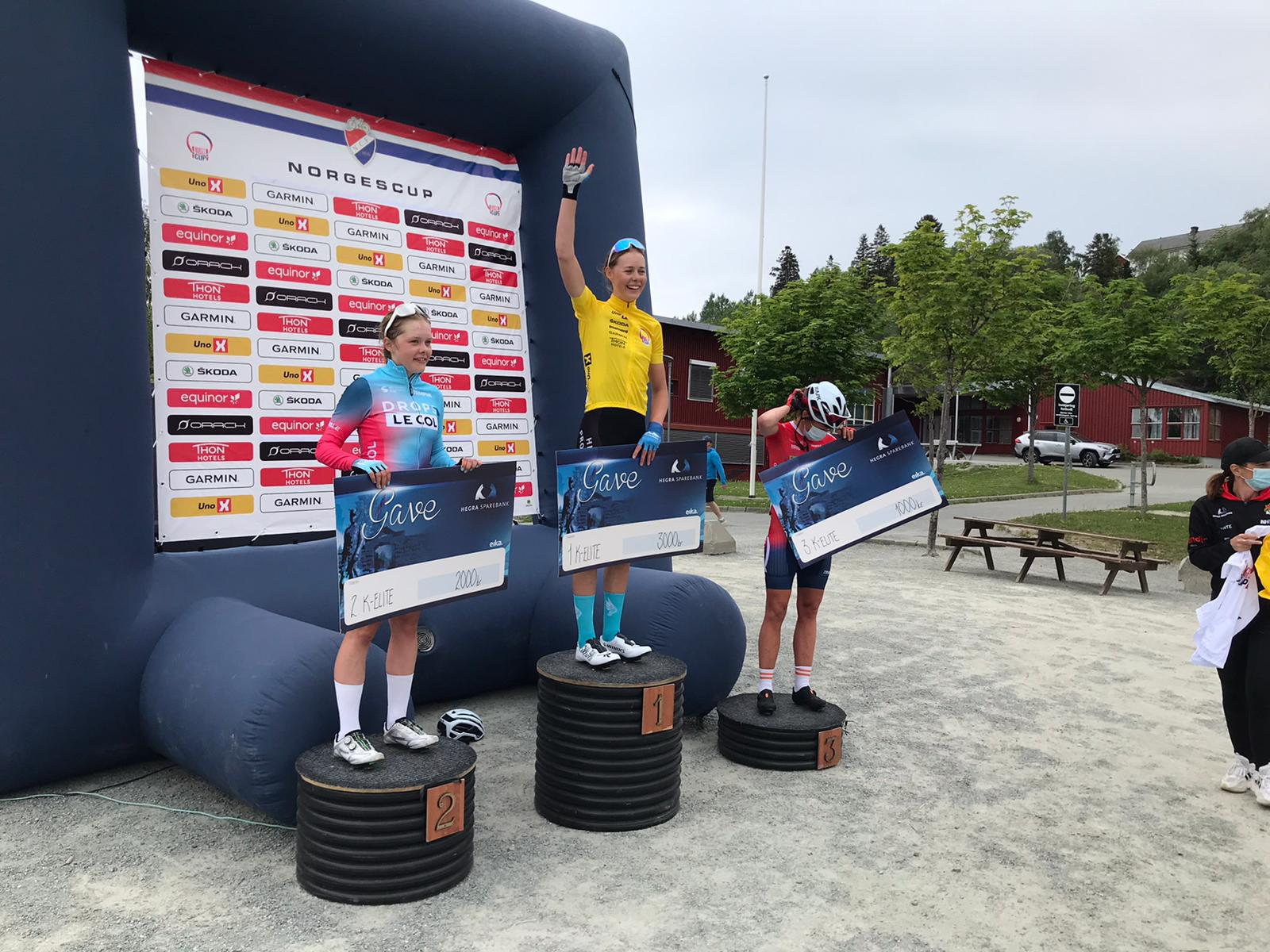 A good weekend with two wins in Norway