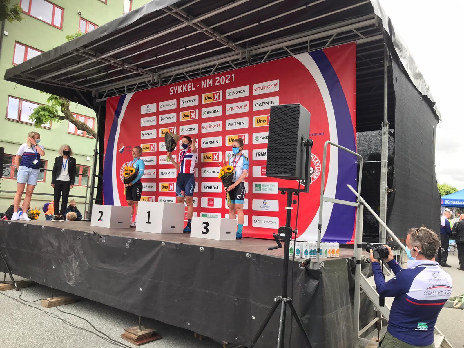 Bronze for Ingvild Gaskjenn at Norwegian championships