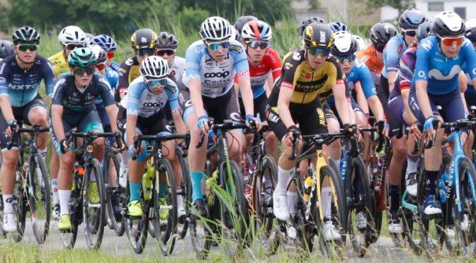 Mieke Kröger second in Baloise Ladies Tour