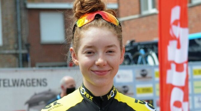 Josie Nelson joins Team Coop – Hitec Products