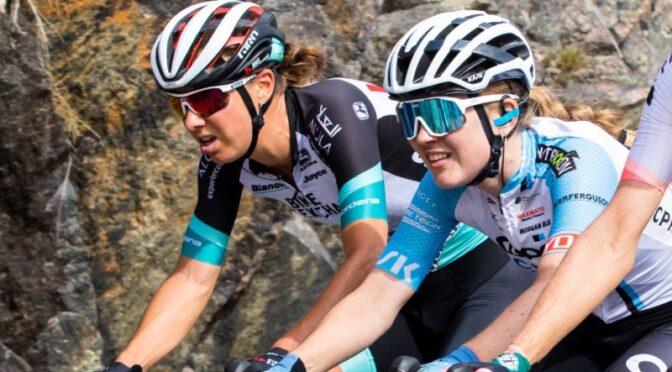 Gaskjenn in front in hard Challenge by La Vuelta