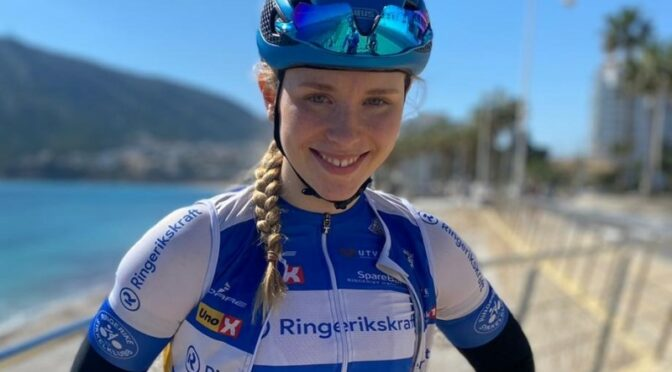 Tiril Jørgensen signs with Team Coop – Hitec Products