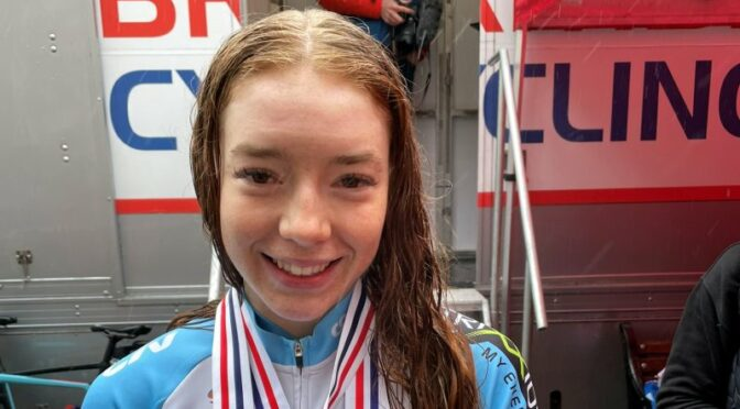 """Josie Nelsen: """"Super happy to come away with silver"""""""